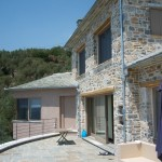 Detached house in Afissos