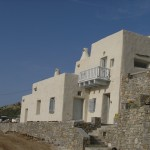 Detached house in Paros